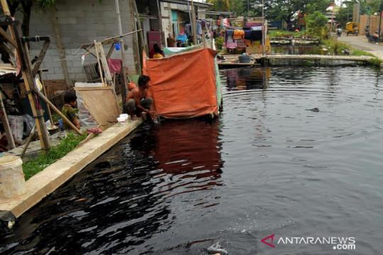Bupati Bekasi umumkan pembuang limbah ke Kali Cilemahabang