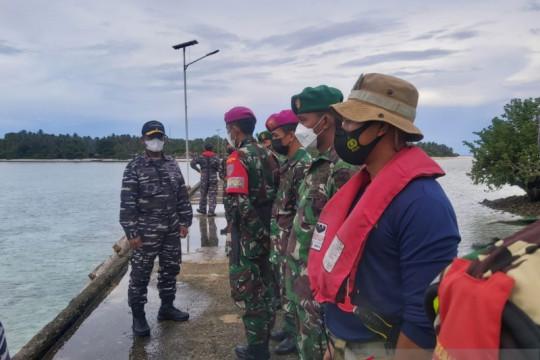 TNI AL menyalurkan kebutuhan pokok bagi prajurit penjaga pulau terluar
