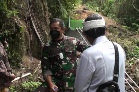 Kodam IX/Udayana turut bantu ketersediaan air bersih di Bali-Nusra