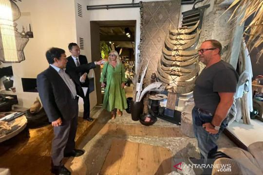 Produk perabot Indonesia laku keras di Swiss