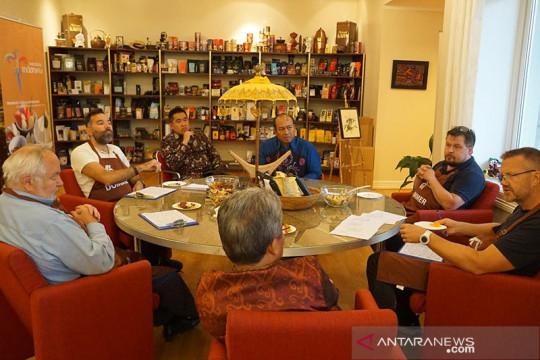 KBRI Oslo promosi 17 kopi Indonesia untuk tingkatkan ekspor