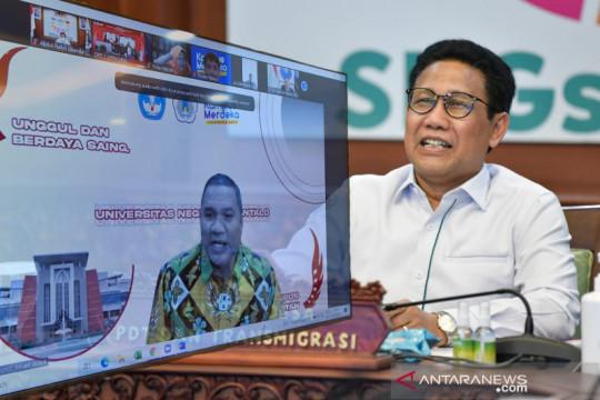 Mendes PDTT minta mahasiswa bangun Indonesia dari desa