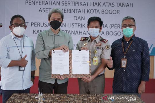 Pacu pendapatan, Pemkot Bogor tambah aset 716 bidang tanah