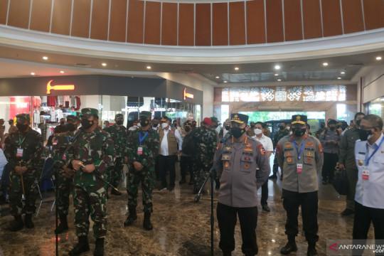 Panglima TNI-Kapolri dorong percepatan vaksinasi di Kalbar