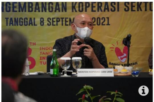 Menkop UKM tegaskan Lampung jadi penyangga kebutuhan pangan nasional
