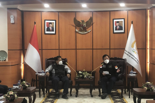 Ketua Umum YP2KDT minta dukungan DPD untuk menutup Toba Pulp Lestari