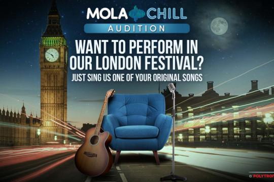 Mola ekspansi ke Eropa lewat Mola Chill Festival London