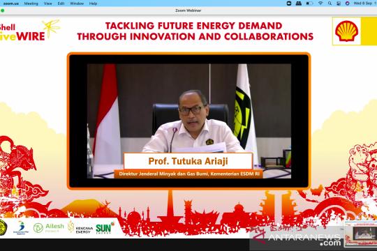 Pemerintah fokus bangun infrastruktur gas di Indonesia timur
