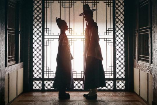 "Rowoon adu akting dengan Park Eun-bin dalam ""The King's Affection"""