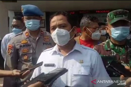 Pemkot Tangerang bantu penanganan medis korban kebakaran lapas