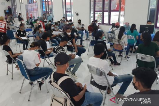 PMI Maluku-ICRC targetkan 700 orang di Ambon divaksinasi
