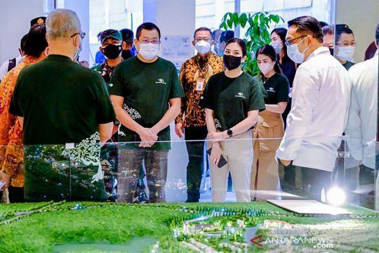 Wamenparekraf harap Lido World Garden dapat berkontribusi untuk ekraf