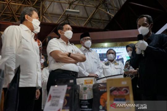 Menko Luhut luncurkan Gernas BBI Ragam Aceh
