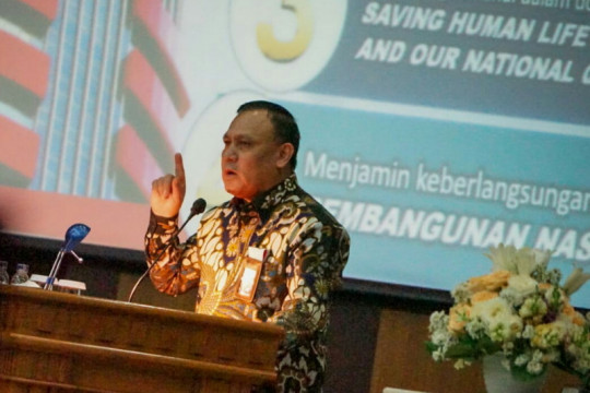KPK ingatkan DPRD Jabar waspadai titik rawan korupsi soal penganggaran