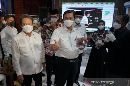 Luhut pastikan UEA investasi bangun resort di Aceh Singkil