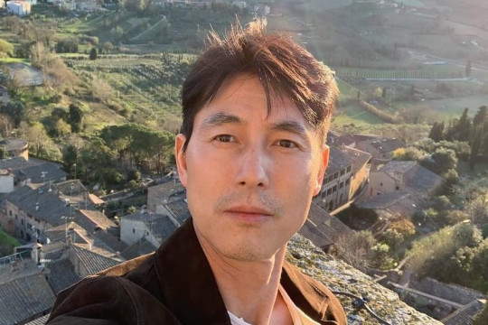 Jung Woo-sung donasikan Rp1,2 miliar untuk orang-orang di Afghanistan