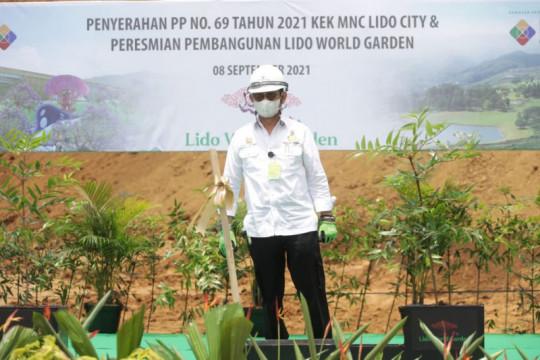 Kementan dukung pembangunan agroeduwisata terbesar di Asia Tenggara