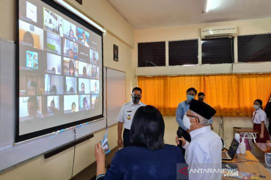 Wapres: Siswa Jakarta merasa bersemangat ikuti PTM