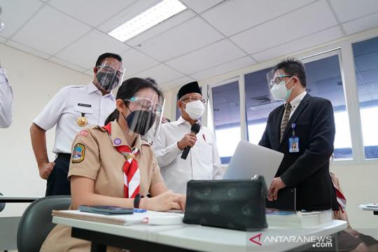 Wapres: Pendidikan vokasi paling terdampak pandemi COVID-19