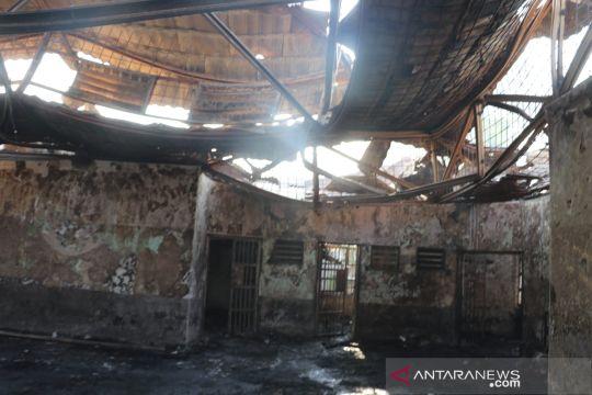 Kemarin, tiga tersangka kebakaran lapas hingga korupsi tanah Munjul