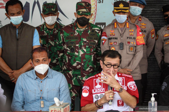 Kemarin, kebakaran Lapas Tangerang sampai kasasi korban Semanggi