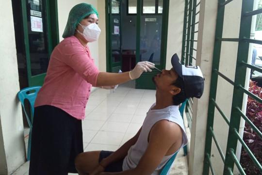 Skuat PSMS lakukan swab antigen jelang tour Pekanbaru