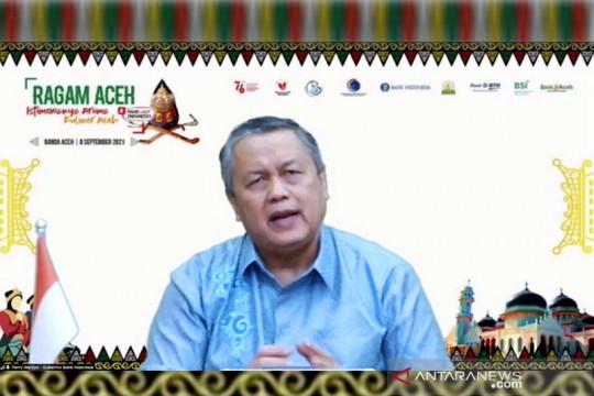 BI dukung Gernas BBI Ragam Aceh lewat digitalisasi pembayaran
