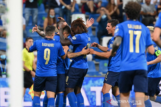 Kualifikasi Piala Dunia 2022 zona Eropa: Jerman dan Italia pesta gol