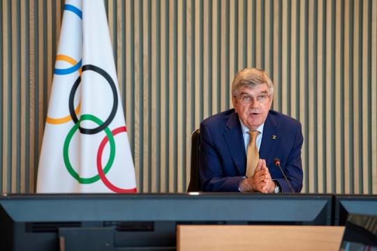 """IOC bantu 100 anggota """"komunitas Olimpiade"""" tinggalkan Afghanistan"""