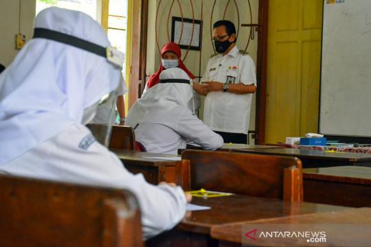 Simulasi pembelarajan tatap muka di Yogyakarta digelar bertahap