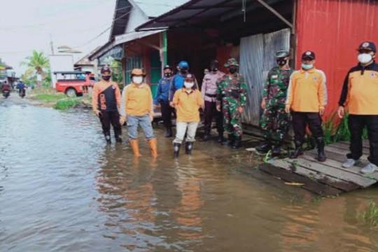 BRIN: Hujan persisten sebabkan banjir di Kalimantan Tengah dan Timur