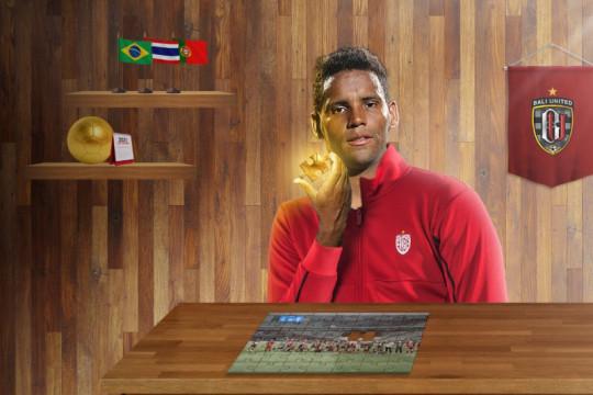 Pelatih Bali United ungkap alasan pilih Eber Bessa
