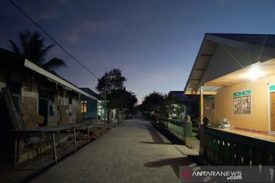 PLN sebut rasio elektrifikasi di Bengkulu capai 99,93 persen