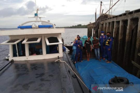 Polisi gagalkan penjualan kayu ilegal di Kepulauan Meranti
