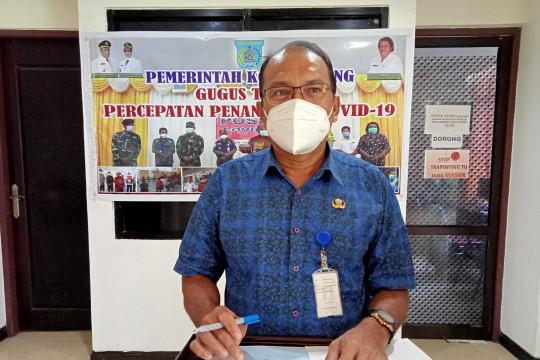 Satgas Sorong: Masih ada 13 pasien COVID-19 di isolasi terapung
