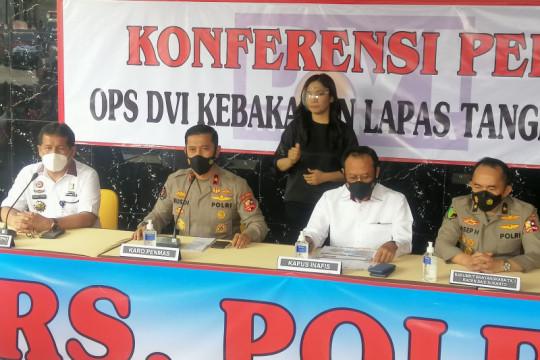 Satu korban kebakaran di Lapas Tangerang berhasil diidentifikasi
