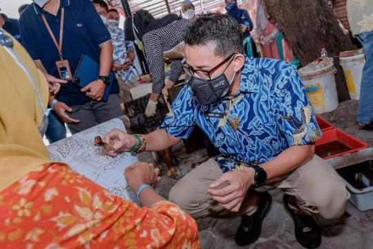 Menparekraf optimis kolaborasi dengan PNM Mekar Cirebon dorong ekonomi