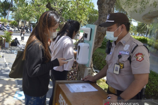 Mal di Bali siap bantu pemerintah edukasikan protokol kesehatan