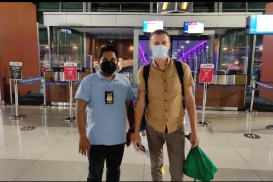Imigrasi Bali deportasi WN Rusia yang ganggu ketertiban umum
