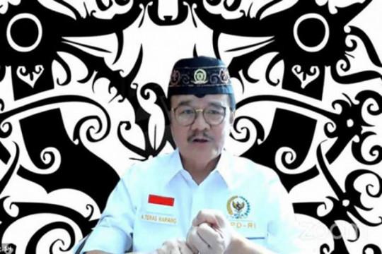 Teras Narang dukung kebijakan Gubernur Kalteng terkait izin HTI