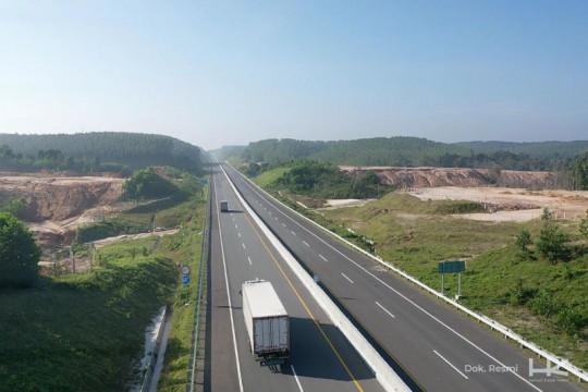 Hutama Karya sebut Jalan Tol Trans Sumatera layak secara ekonomi