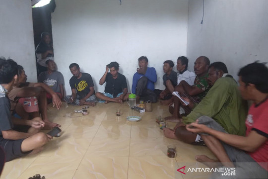 Lima korban kebakaran kapal KM Hentri dirawat di Tanimbar Kei Malra