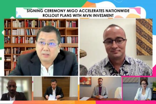 IPTV investasi 40 juta dolar di Migo Indonesia bidik 100 juta penduduk