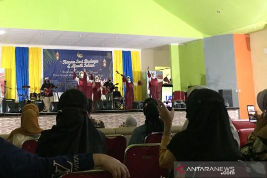 Perdana di masa pandemi, IAIN Ambon gelar konser musik tatap muka