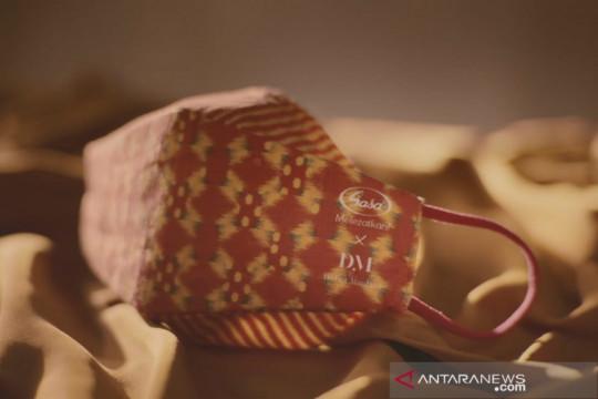 Kulinara, masker motif kuliner nusantara dari Didiet Maulana