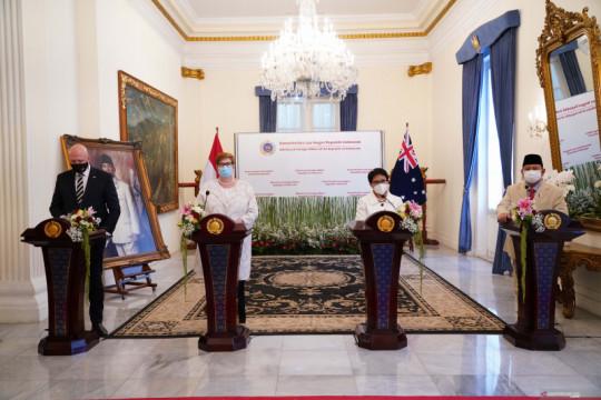 Pertemuan 2+2 Indonesia -Australia