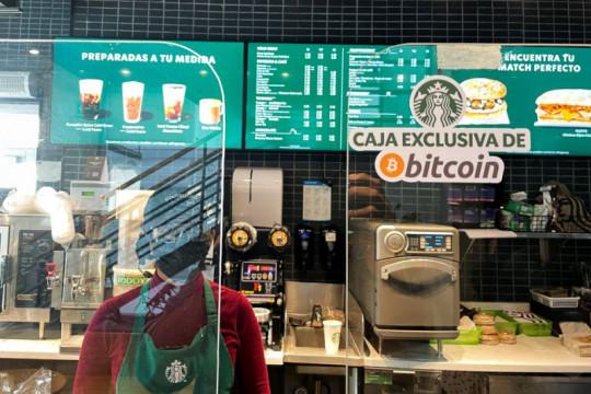 Perdagangan Bitcoin lesu setelah debut yang kacau di El Salvador