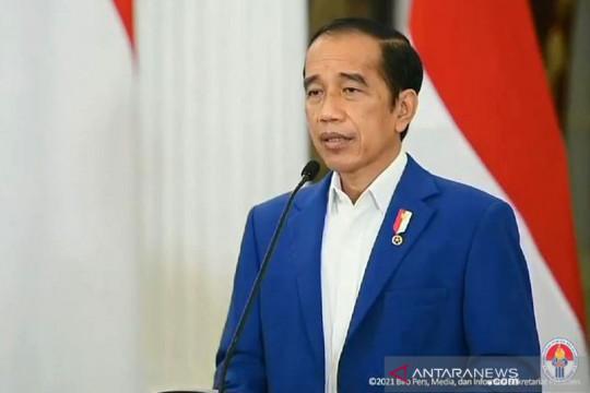 Jokowi resmi luncurkan Perpres DBON pada peringatan Haornas ke-38