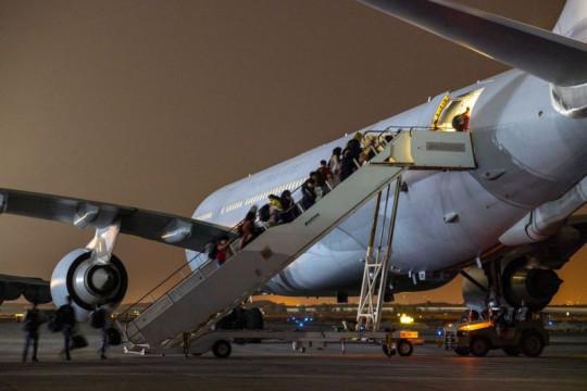 3.500 pengungsi Afghanistan tiba di Australia