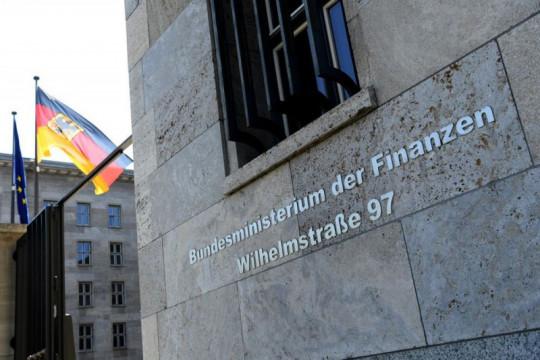 Kemenkeu Jerman digeledah dalam penyelidikan pencucian uang